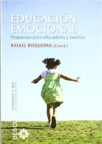 EDUCACION EMOCIONAL descarga pdf epub mobi fb2