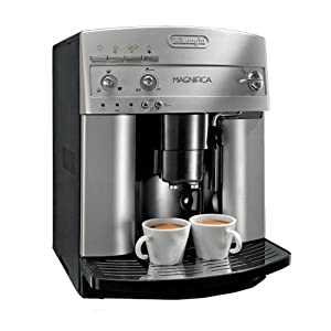 Coffee Machine photos - Magnifica Super-Automatic Espresso