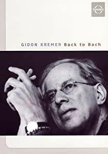 Gidon Kremer - Back to Bach (Bilingual) [Import]