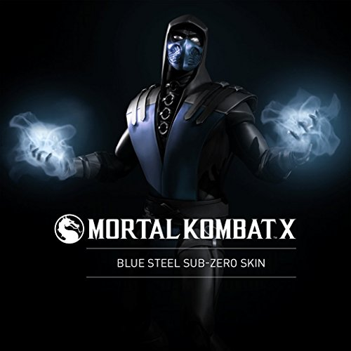 Mortal Kombat X:  Blue Steel Sub-Zero - PS4 [Digital Code]