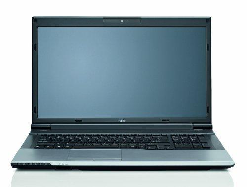 Fujitsu Lifebook N532 17.3 inch notebook - Black (Intel Core i7 3630QM, 6Gb RAM, 750Gb HD, DVDSM, LAN, WLAN, BT, Webcam, NVidia Graphics, Windows 8 Pro 64-bit)