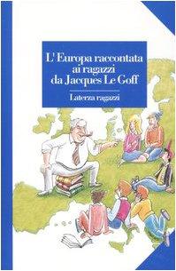 L'Europa raccontata ai ragazzi PDF