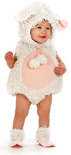 Princess Paradise Fuzzy Lamb Costume Laura the Lamb 12-18 Months image