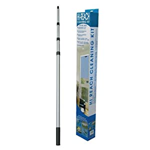 Evriholder HR-STD Hi-Reach Cleaning Kit with 10-Foot Extension Pole