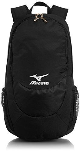 [ミズノ] MIZUNO バックパック(M) 33JD5075 09 (ブラック×ブラック)