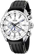 Comprar FESTINA F16489/1 - Reloj de caballero de cuarzo, correa de piel color negro