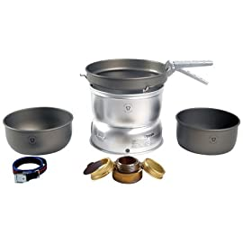 Trangia 25-7 UL / HA Ultralight Hard Anodized Stove Set
