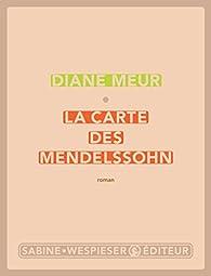 La Carte des Mendelssohn par Meur