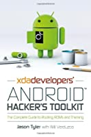 XDA Developers' Android Hacker's Toolkit, 2nd Edition Front Cover