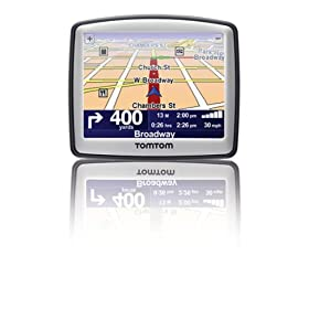 TomTom ONE 130 3.5-Inch Widescreen Bluetooth Portable GPS Navigator
