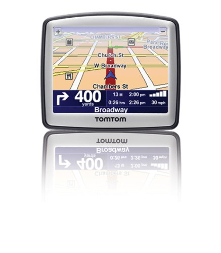 TomTom ONE 130 3.5-Inch Portable GPS Navigator (Discontinued by Manufacturer)