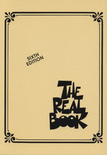THE REAL BOOK books processing Edition