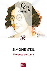 Simone Weil par Lussy