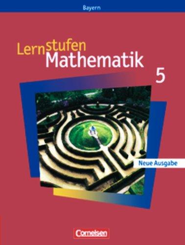 Lernstufen Mathematik - Bayern: 5. Jahrgangsstufe - Schülerbuch pdf ...