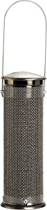 Aspects 371 Thistle Mesh Feeder, Brushed Nickel - Small