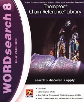 WORDsearch 8 Thompson Chain-Reference Bible Library