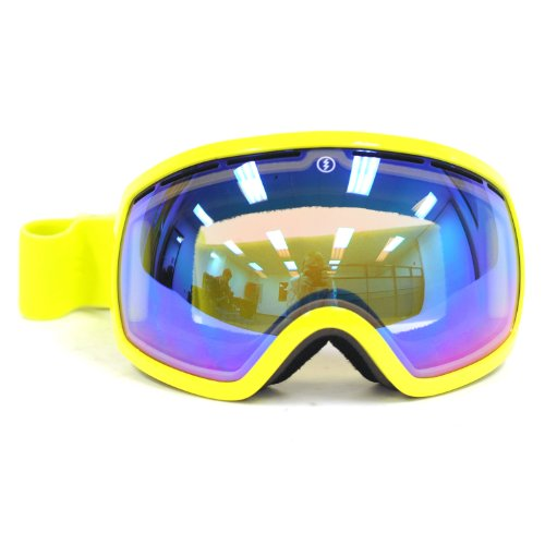 Electric Eg2 Snow Goggle, Toxic Snot, Grey/Green Chrome