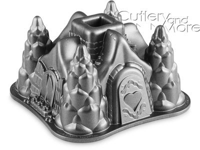 Buy Nordic Ware 57248 Fairytale Cottage Pan 9.75-in.