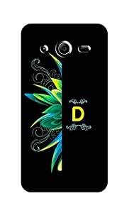 SWAG my CASE Printed Back Cover for Samsung Galaxy Core 2