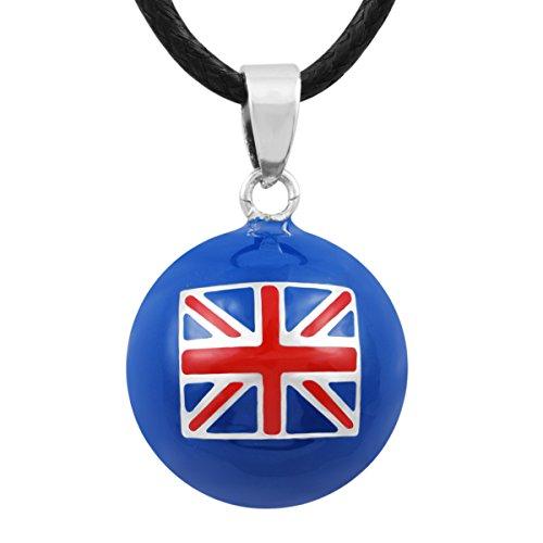 eudora-harmony-colgante-bandera-de-reino-unido-mujer-collar-45-mexicano-de-la-bola-bell