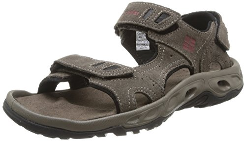 ColumbiaVentmeister - Sandali uomo , Multicolore (Multicolor (Mud/Wet Sand)), 48