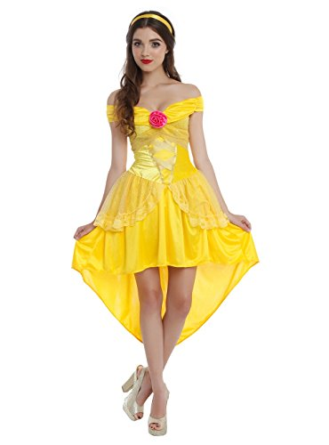 Disney Beauty And The Beast Enchanting Belle Costume