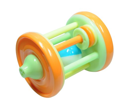 PlantBaby Rattle Toy, Drum