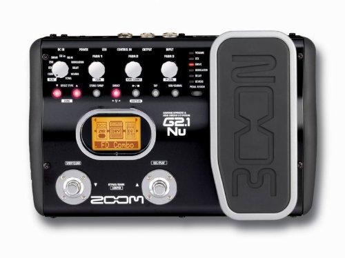 Zoom G2.1NU Guitar Multi FX Pedal
