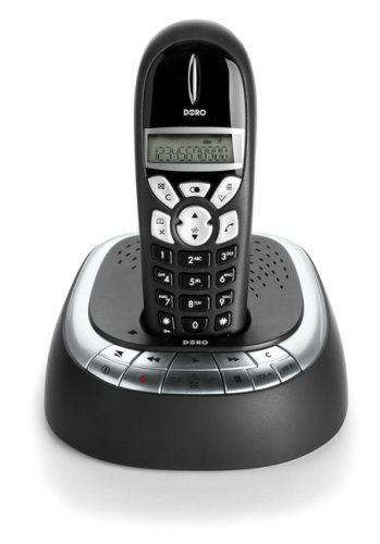 Doro 730R DECT Answering Machine - Black images