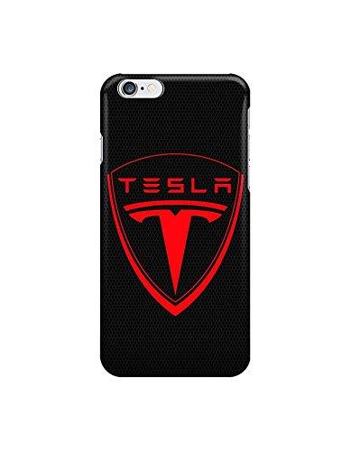 "Apple Iphone 6 4.7"" Case - The Best 3D Full Wrap Iphone Case - Tesla Motors Logo Electric Cars"