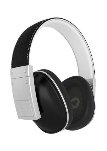 Polk Audio The Buckle Over Ear Headphones - Black