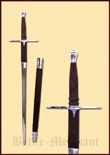 William Wallace Schwert mit Scheide Claymore Schottland 124cm sword