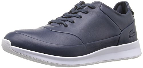 Lacoste Women's Joggeur Lace 316 1 Caw Fashion Sneaker, Navy, 7.5 M US