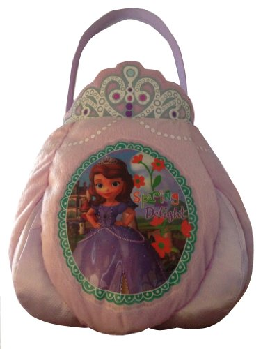 Sofia the First Basket Plush Bucket - 1