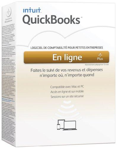 Intuit Quickbooks en ligne Plus, français - Logiciel de comptabilité [OLD VERSION]