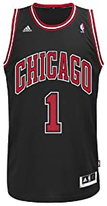 Adidas Chicago Bulls Adult Swingman Basketball Jersey by adidas