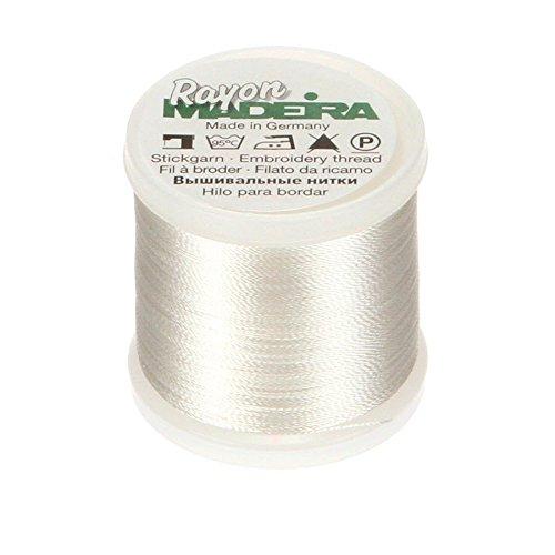 Tacony Corporation Madeira Rayon Thread Size 40 200 Meters-Pale Sea Foam