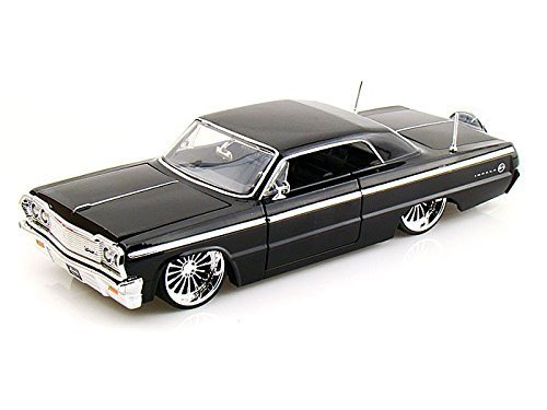 1964-chevy-impala-1-24-black-by-chevrolet