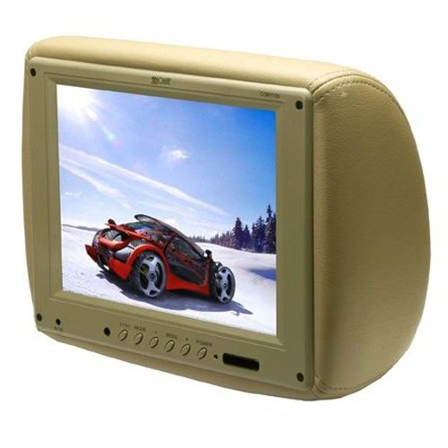 Absolute Com1108Irc Universal 11-Inch Tft/Lcd Monitor With Pillow (Cream/Tan Color)