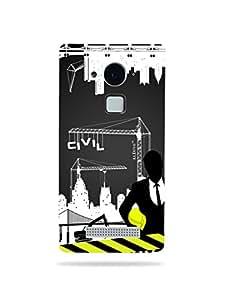 alDivo Premium Quality Printed Mobile Back Cover For Coolpad Note 3 / Coolpad Note 3 Back Case Cover (MKD136)