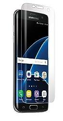 Galaxy S7 Edge Screen Protector, E LV S7 Edge Colored Front TPU Film Screen Protector (Not Tempered Glass) For Samsung Galaxy S7 Edge - EDGE to EDGE TPU HD Screen Protector for Samsung Galaxy S7 Edge - CLEAR