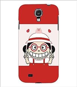 PrintDhaba Cartoon D-5461 Back Case Cover for SAMSUNG GALAXY MEGA 6.3 (Multi-Coloured)