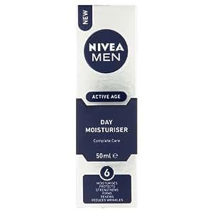Nivea Men Active Age Day Moisturiser, 50ml
