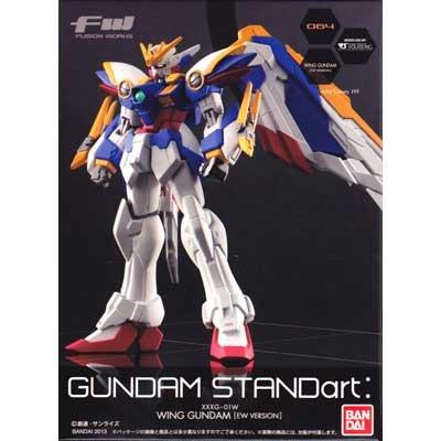 高达食玩FW Gundam Standart 17