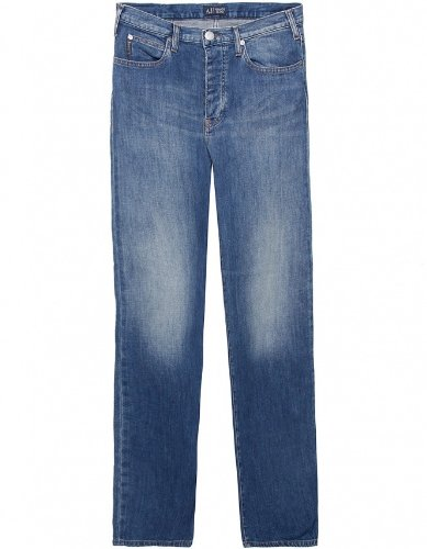 Armani Jeans Men's Pants Blue J21 Denim 36/R