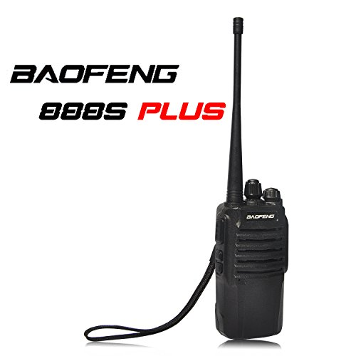 Purchase Baofeng BF-888S plus Radio Handheld UHF FM Transceiver