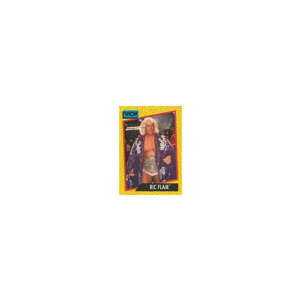 1991 WCW Impel Wrestling Trading Card #44  Ric Flair