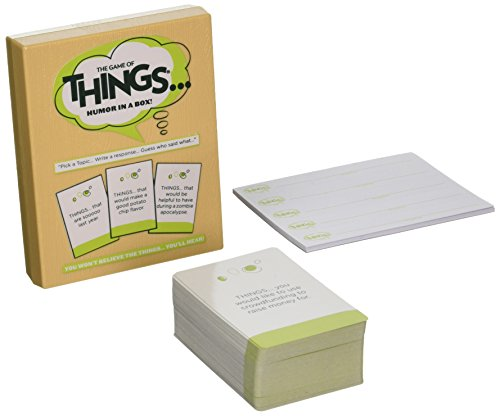 The Game of Things Game Travel/Expansion Pack (Things Game compare prices)