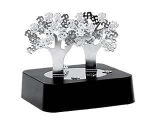 "3.5 Inch ""Money Tree"" Themed Magnetic Desk Organizer, Black"