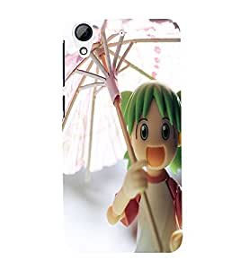 Cartoon Back Case Cover for HTC Desire 728g Dual::HTC Desire 728G::HTC Desire 728